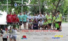 Bank Mandiri at Pulau Ayer Pulau Seribu | Thousand Islands