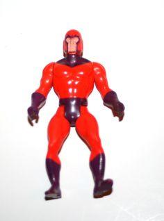 "1980's Mattel Magneto 'Marvel Secret Wars' 4 1 2"" Action Figure x Men | eBay"
