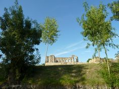 L'abbaye de Maillezais, abbaye du Marais
