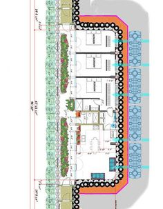 Earthship basic layout. Maximize efficiency, lower costs, repeat.