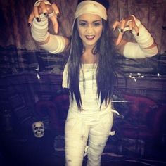 Image result for scary mummy costumes for girl