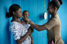 A Day In the Life of A Nurse In Western Ghana