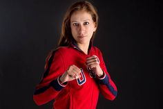 Diana Lopez                                                                                                                                  Country: United StatesSport: TaekwondoFun fact: She's part of an Olympic taekwondo family -- one brother is also competing at the games and another is one of the team's coaches.
