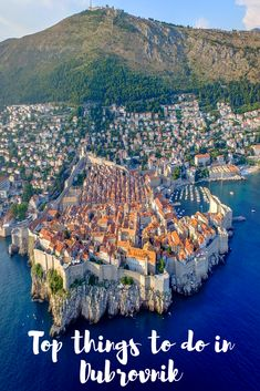 Dubrovnik is an extraordinary and magical city built on a rocky peninsula surrounded by the sea and centuries-old stone walls. To find out why Dubrovnik is commonly known as the Pearl of the Adriatic, you must walk its streets, try its food, talk to its people and wander around its walls and terraces by yourself. #Dubrovnik #Croatia #CroatiaFullOfLife #Click2Croatia #Travel
