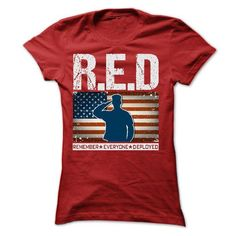 RED FRIDAY T SHIRT - #vintage sweater #blue sweater. OBTAIN LOWEST PRICE => https://www.sunfrog.com/LifeStyle/RED-FRIDAY-T-SHIRT-Ladies.html?68278