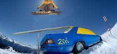 30 Amazing Snowboarding Photos | Abduzeedo | Graphic Design Inspiration and Photoshop Tutorials