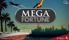 Mega Fortune Progressive Slot By NetEnt