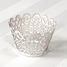 Bakery- Cupcake Outfits - Wedding reception supplies and wedding place settings for every size reception with Divine Disposables!