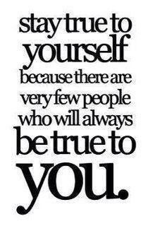 Be true to everyone
