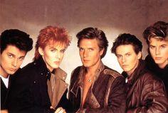 Duran Duran 80s poster