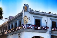 La casa de la Abuela, Oaxaca