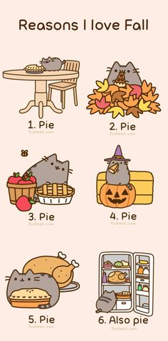 Reasons I Love Fall - Cheezburger