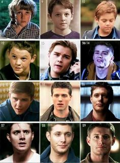 Incredible casting for young dean!