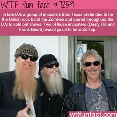 Dusty Hill and Frank Beard - WTF fun fact