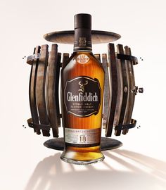 Reviewed: New Logo, Identity, and Packaging for Glenfiddich by Purple