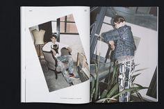 My name is — direction artistique & design graphique - Standard Magazine / editorial design www.mynameis.fr