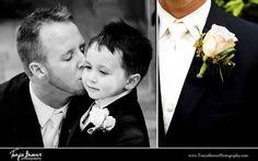 Ring Bearer and Groom, St Augsutine, FL Wedding    http://blog.tonyabeaverphotography.com/?p=5326