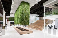 people. nature. technology | schueco by Dart Design Gruppe , via Behance