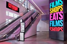 City Point - Brand Identity, Wayfinding, and Campaign