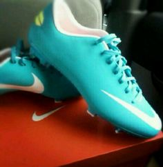 My soccer cleats
