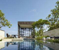 Exotic Green Getaway: Lush Villa Made of Local Materials