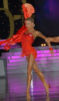 """Women's show dance costume """"Victory"""" - Click Image to Close"""