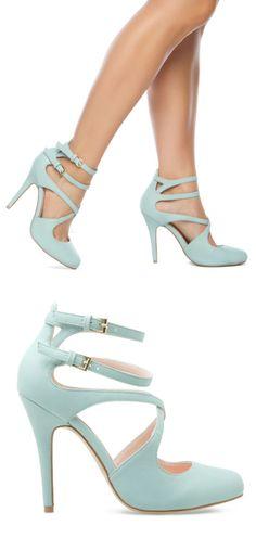 Mint heels //