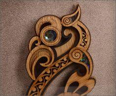 Contemporary Maori art and design. New Zealand Art, Maori Art, Polynesian Culture, Bone Carving, First Nations, Symbols, Google Search, Artworks, 21st
