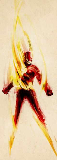 I like this image because it's the flash and he is my favorite superhero in dc and also since it has vibrant colors and it just looks awesome on how the yellow is like a fire that surrounds him. Heros Comics, Marvel Dc Comics, Marvel Vs, Flash Barry Allen, O Flash, Flash Arrow, Comic Books Art, Comic Art, Final Fantasy