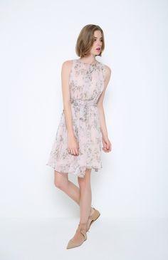 Journey Çiçekli Elbise
