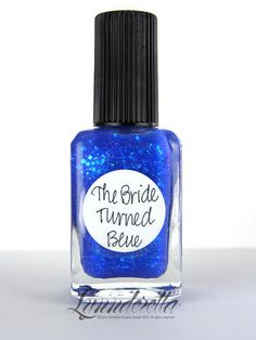 Lynnderella The Bride Turned Blue
