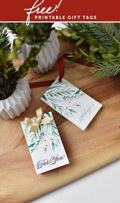 I Still Love You by Melissa Esplin: Free Printable Christmas Tags