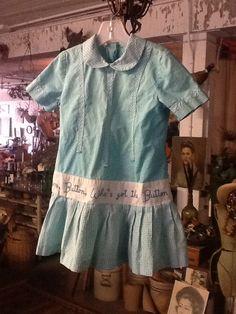 Vintage Mode O' Day Girls Dress by 3birdz on Etsy