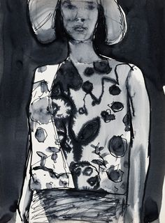 Richard Diebenkorn, Untitled from Sketchbook #13, page 11, 1943-93