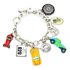 Chunky Antique Car Charm Bracelet BN Antique Silver Tone ... https://www.amazon.com/dp/B073SKVWGF/ref=cm_sw_r_pi_dp_x_pi6.zbQ8KMV1Y