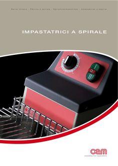 OEM - Spiral Mixers - FX/RB/RVE Serie