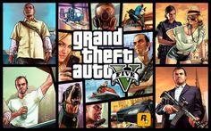 Grand Theft Auto V Free Download On HD Gaming Zone
