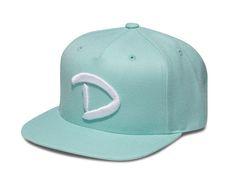 OG D Snapback Cap by DIAMOND