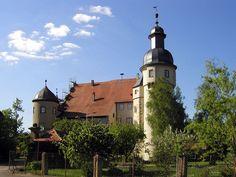Waldmannshofen Schloss - Schloss Waldmannshofen – Wikipedia