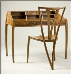 David Haig, Desk and chair   This will be my new office desk!
