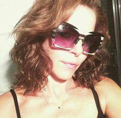 Claudia Gerini indossa occhiali Ultra Limited!!!