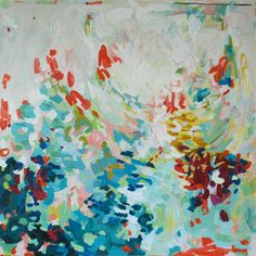 Michelle Armas abstract painting