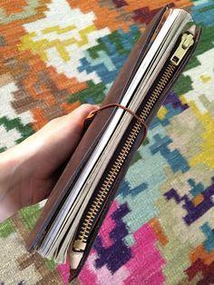 Baum-kuchen - Stephanie's Traveler's Notebook [A place to tap into senses]