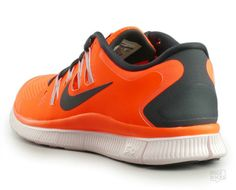 3d06826e311a Nike Womens New Free 5.0+ Total Crimson Dark Grey Nike Running Shoes Women