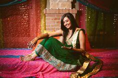 Real Wedding: Anita   Shahran