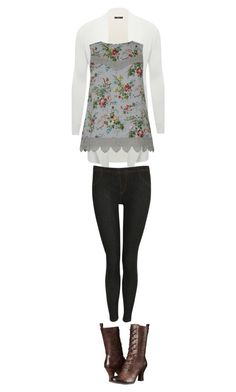 Untitled #784 by tigergirl121 on Polyvore featuring polyvore, fashion, style, Oasis, M&Co, Pilot, Miz Mooz and clothing