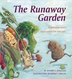 The Runaway Garden by Jeffery L Schatzer is will teach your children that everyone and everything has a job in life. Read along as Grandpa spins a tale about the night that all the plants in the garden get up and run away. At first, they think running away is fun, but it isn't long before things go terribly wrong.