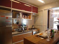 Cozinha do Zoom Paulista