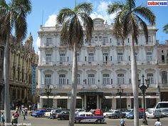photos of old hotels | hotel inglaterra cuba .com - A colonial style hotel in Old Havana ...
