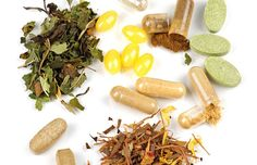 Adaptogenic herbs work directly on the body's endocrine system, specifically the pituitary glands to produce more hormones in a more natural way.